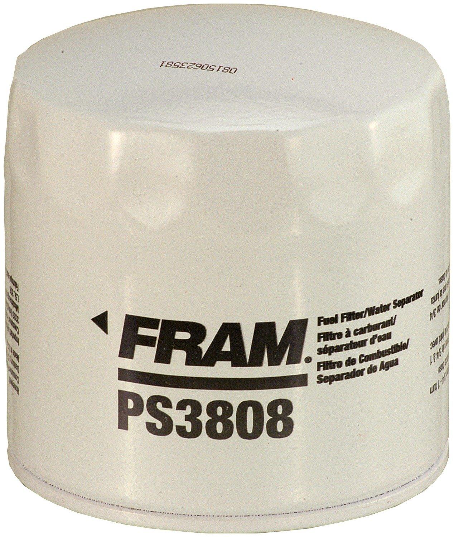 Fram PS3808 Spin-On Fuel Water Separator Filter Fram Filters 210-PS3808
