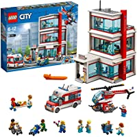 Lego - Lego - City Hastanesi (60204)