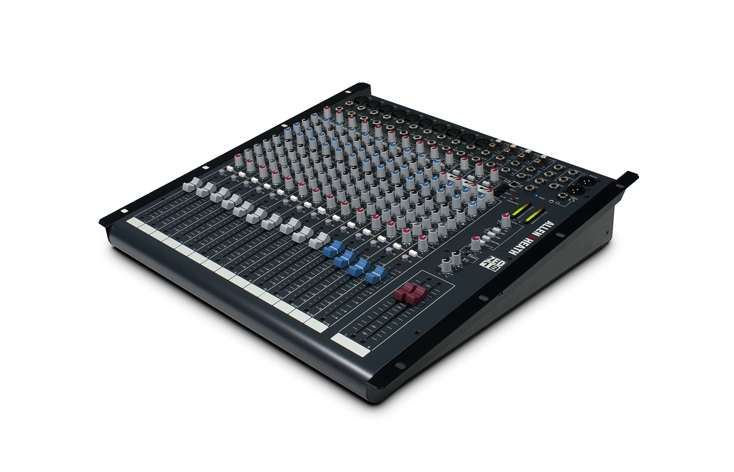 Allen & Heath ZED-18/RK-19 Rack Ear Kit for ZED-18/ZED-16FX USB Mixers by Allen & Heath