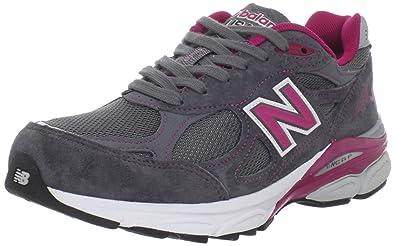 wholesale dealer 090cb 969c3 New Balance - Womens 990v3 Stability Running Shoes, UK  4.5 UK - Width 2A