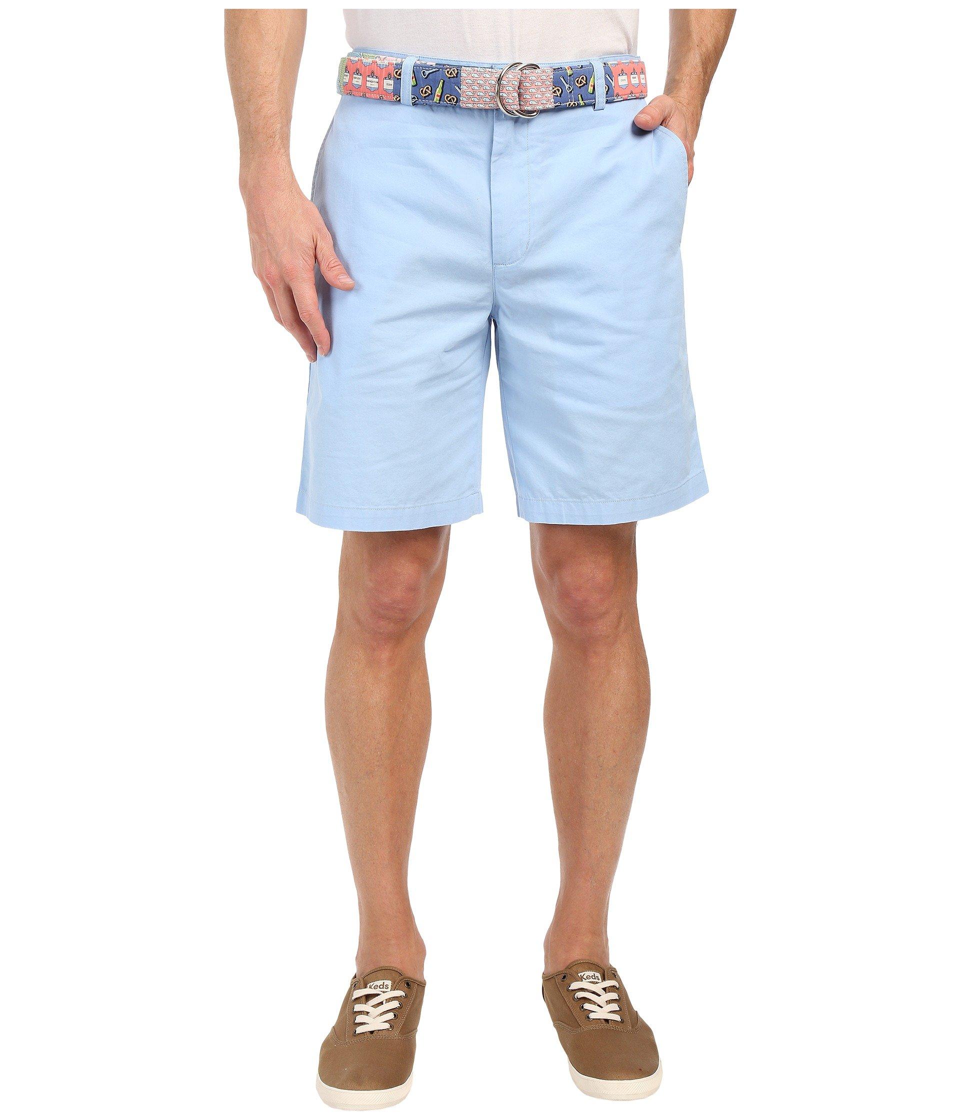 Vineyard Vines Men's 9'' Summer Twill Club Shorts (32 X 9)