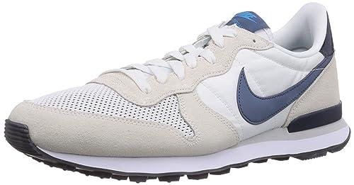 Nike Internationalist, Herren Sneakers, Grau (Summit White/New Slate ...