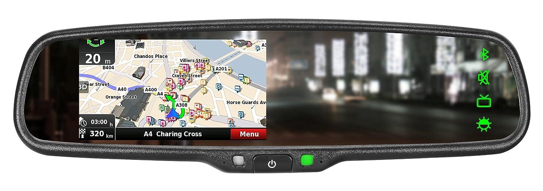 JM-043LA 4.3 Zoll WinCE Navigation R¡§?ckspiegel Monitor mit Dual ...