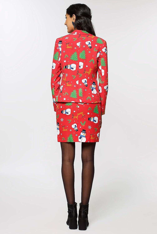 Amazon.com: OppoSuits Trajes de Navidad para mujeres en ...
