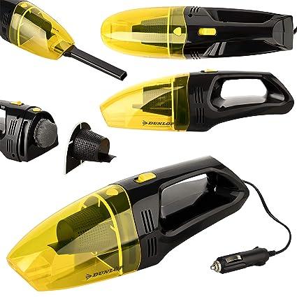 Dunlop - Aspirador para Limpieza en seco y en húmedo (12 V/60 W ...