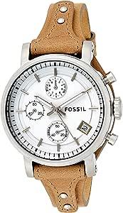 Fossil Reloj Cronógrafo para Mujer de Cuarzo
