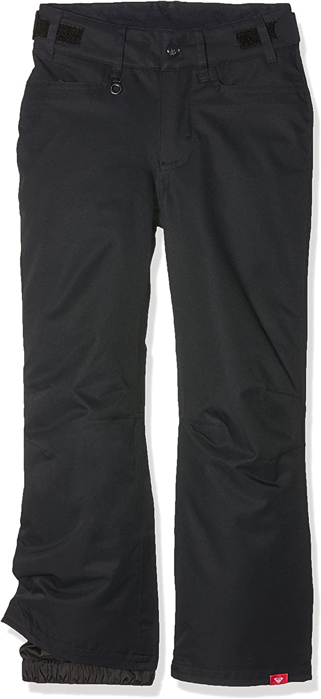 Roxy Backyard Pantalones para Nieve Ni/ña