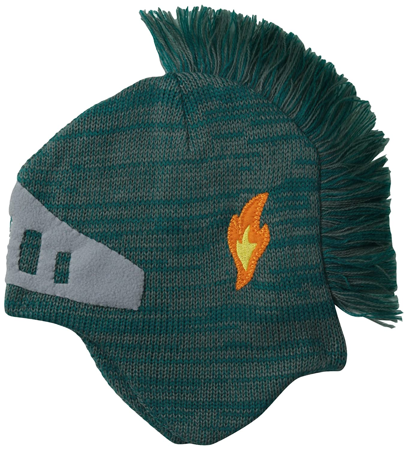 KIDORABLE boys Little Boys Hat Kidorable Dragon Knight Hat Soft Knit Hat for Kids Blue One Size Fits Most