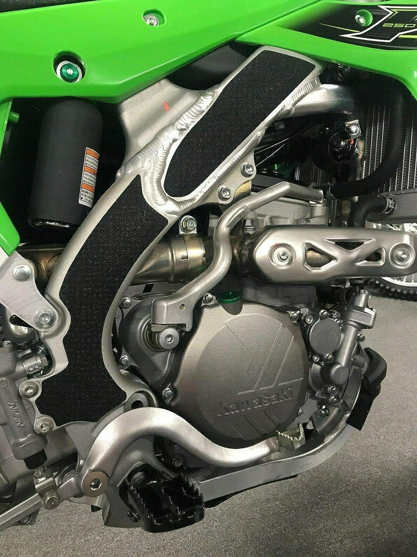 Frame Grip Tape Guards Fits Kawasaki KX250F 2009-2020 4 Piece Set Core Grip