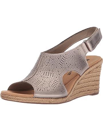ad9edaa102783 Women's Platform Wedge Sandals | Amazon.com
