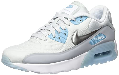 sports shoes 74506 904ee NIKE AIR MAX 90 Ultra SE (GS) - Trainers, Girl, Silver -