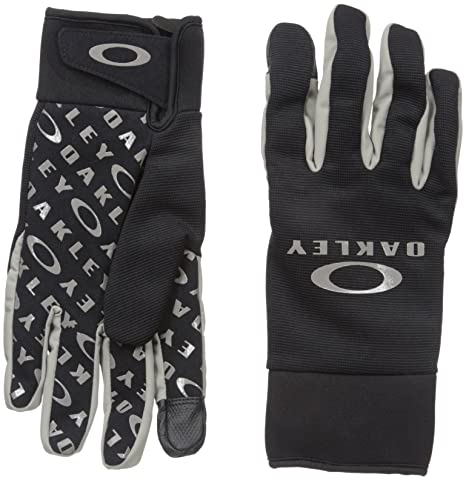 05266be486 Amazon.com  Oakley Mens Ellipse Park Gloves  Sports   Outdoors