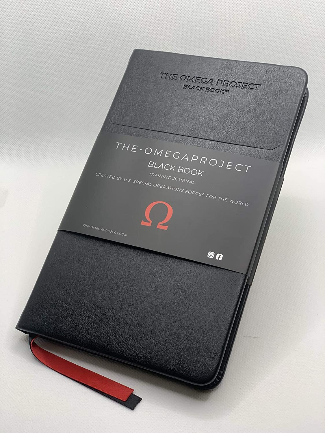 The Omega Project The Black Book Training Journal Created by US Special Operations Forces