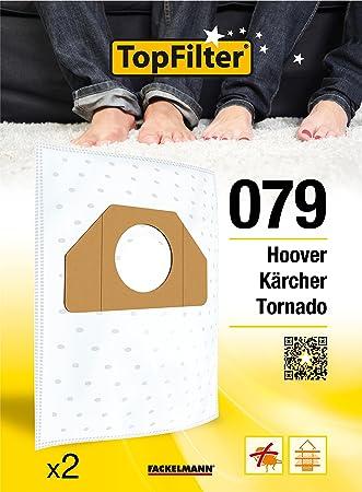 Amazon.com: TopFilter - Bolsas para aspiradora Hoover ...
