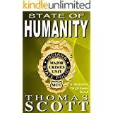 State of Humanity: A Mystery Thriller Novel (Detective Virgil Jones Mystery Thriller Series Book 8)