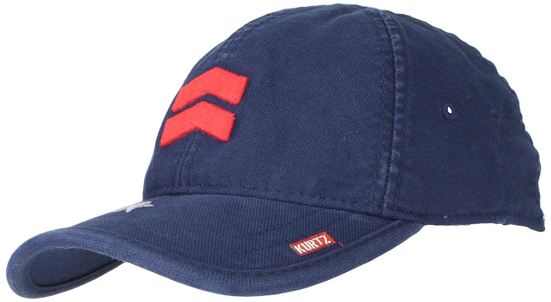 A. Kurtz Mens Fritzflex Baseball Cap, Black, One Size at Amazon Mens Clothing store: