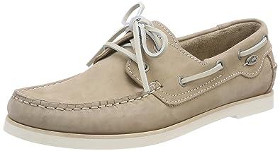 Camel Active Tropical 70, Chaussures Bateau Femme, Bleu (Jeans), 40 EU