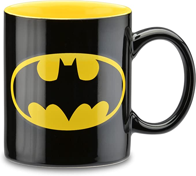 Amazon.com: Cafetera de 1 taza con taza., Batman: Kitchen ...