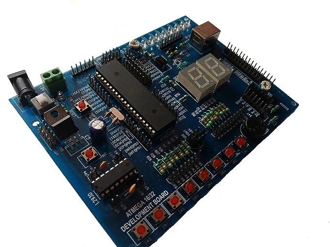 Embeddinator AVR ATMega16/32 Microcontroller Development Board