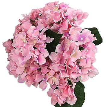 Amazon Felice Arts Artificial Flowers 18 Silk 7 Big Head