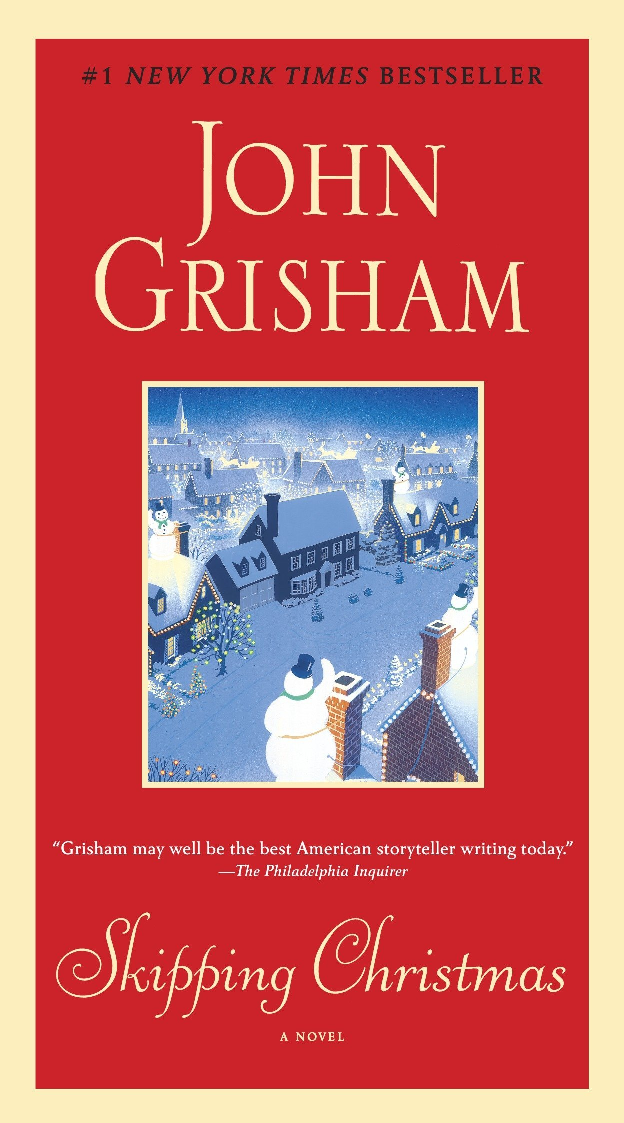 Skipping Christmas.Skipping Christmas A Novel John Grisham 9780440422969