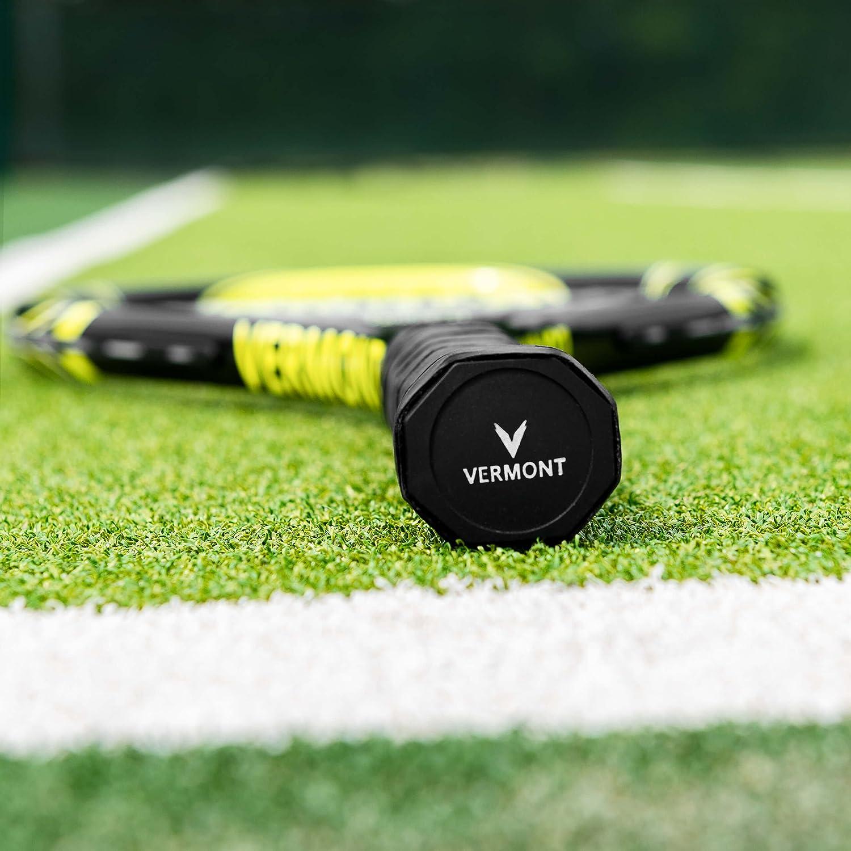 Amazon.com : Vermont Lunar Tennis Racket | Competitive Club ...