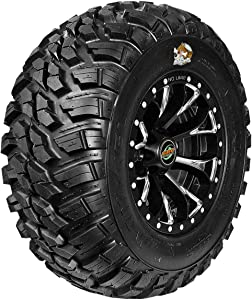 GBC Motorsports Kanati Mongrel Radial Tire (Front/Rear / 30x10-14)