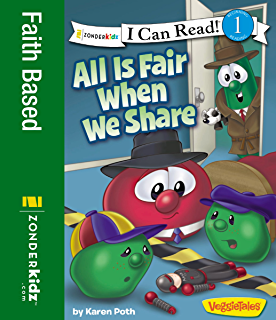 All Is Fair When We Share I Can Read Big Idea Books