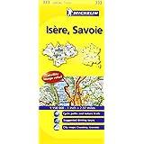 Isere, Savoie Michelin Local Map 333 (Michelin Local Maps)