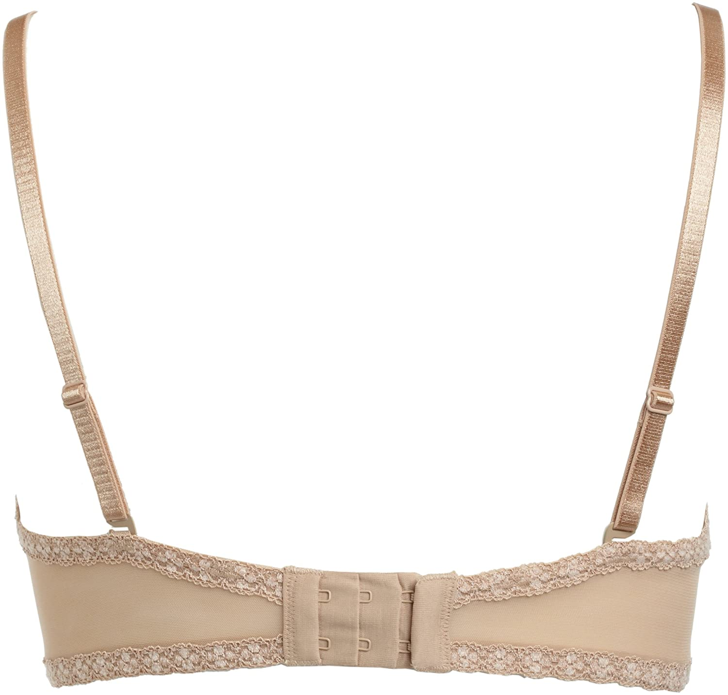 b.temptd by Wacoal Womens Faithfully Yours Strapless Bra