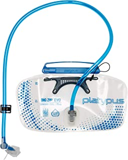 product image for Platypus Big Zip EVO 2.0-Liter Lumbar Hands-Free Hydration System Reservoir