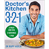 Doctor's Kitchen 3-2-1: 3 fruit and veg, 2 servings, 1 pan: 3 Portions of Fruit and Veg, Serving 2 People, Using 1 Pan…