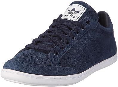 2a0071c7f9f6c0 adidas Originals PLIMCANA CLEAN LOW G46778 Unisex - Erwachsene Sportive  Sneakers Blau (DARK INDIGO