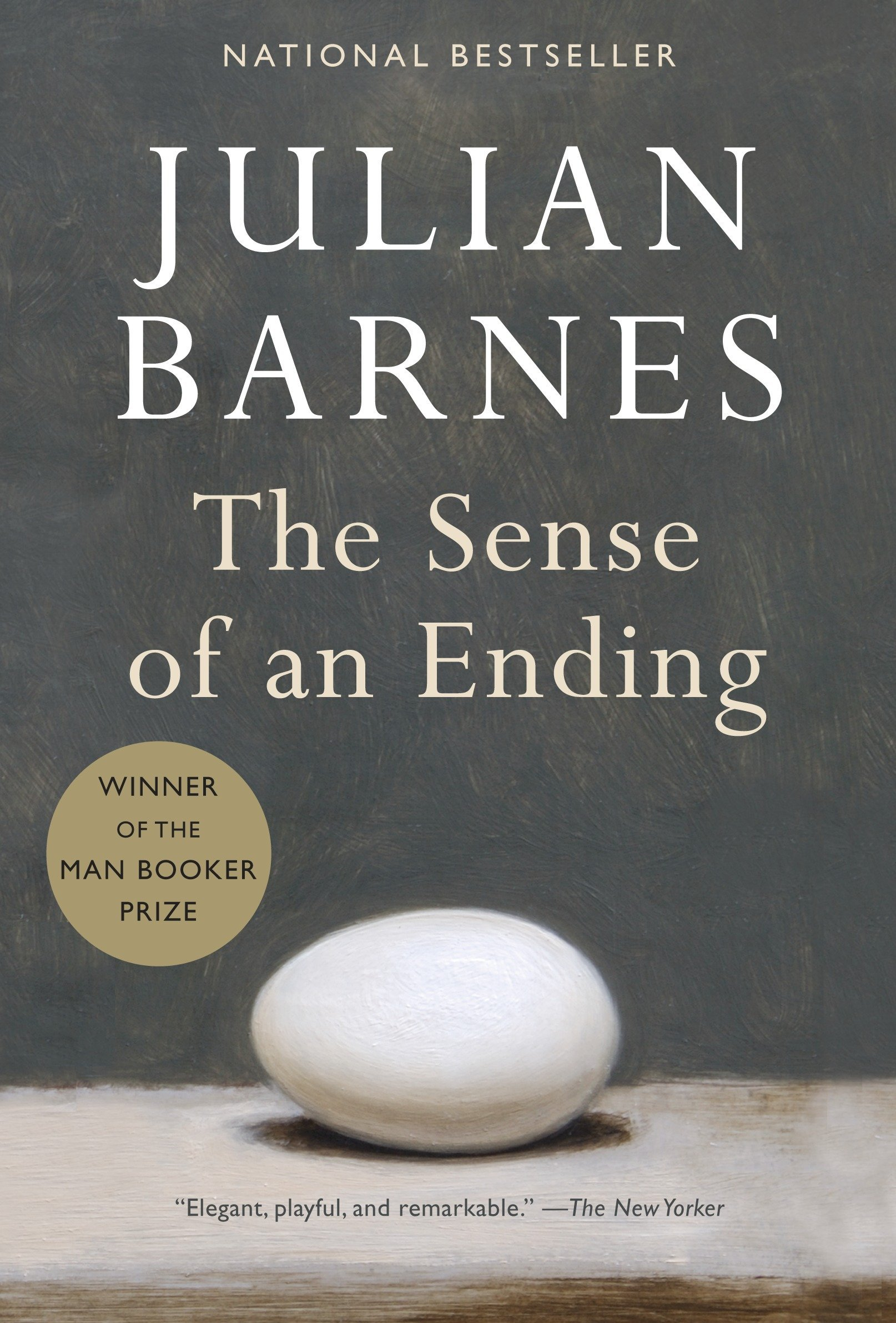 Image result for The Sense of An Ending by Julian Barnes