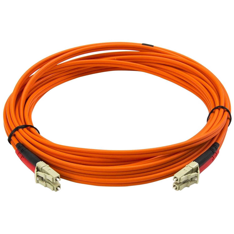 Startech Cable 5M Duplex Fibra LC-ST