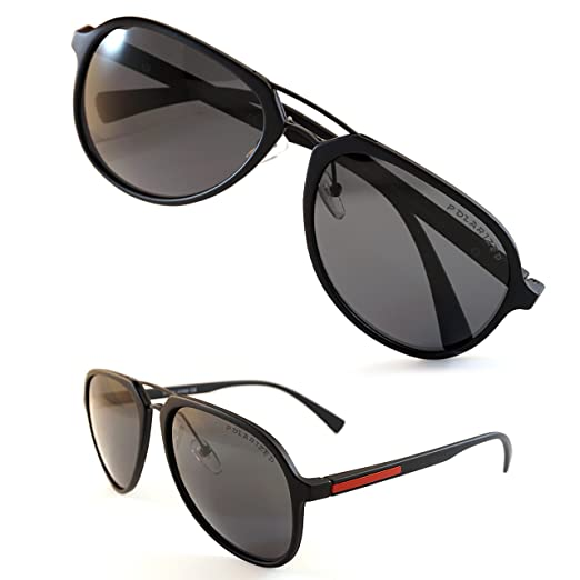 d10b9b74ef5e Lux Unisex Double Bridge 55mm Polarized Aviator Sunglasses Inspired by  Vintage F1