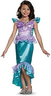 Amazon.com: Disfraz de princesa Ariel de Disney de la ...