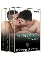All They Ever Needed Boxed Set: Books 1-3 Kindle Edition