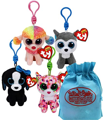 Image Unavailable. Image not available for. Color  Ty Beanie Boos Clips ... 2fd22714d7ec