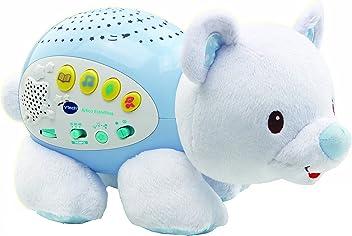 VTech Baby - Proyector Musical Ártico estrellitas,, versión española (80-506922)