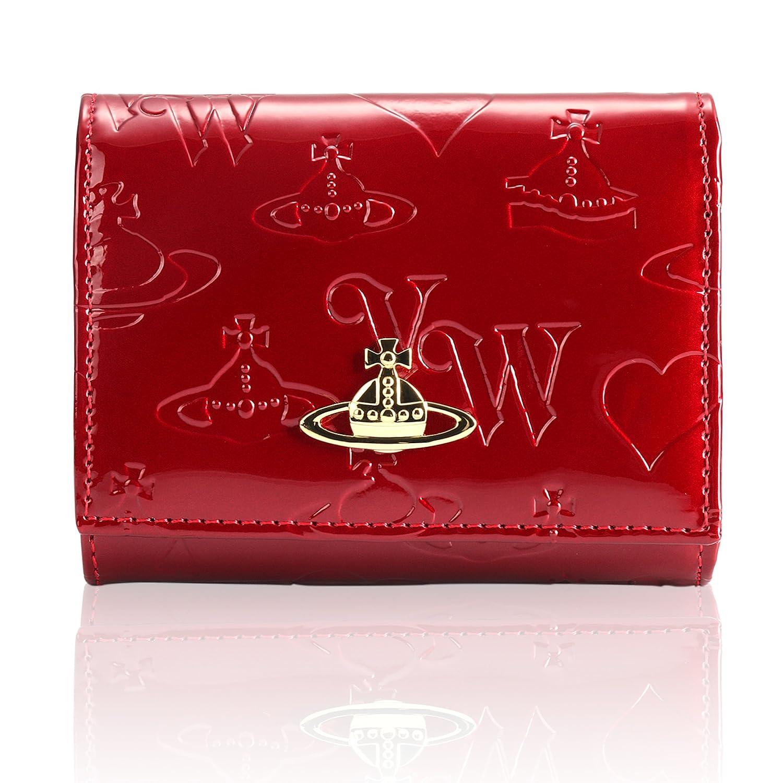 Vivienne Westwood ヴィヴィアン ウエストウッド 財布 レディース ブランド 人気 [並行輸入品] (13110, RED) B077ZXGJ64