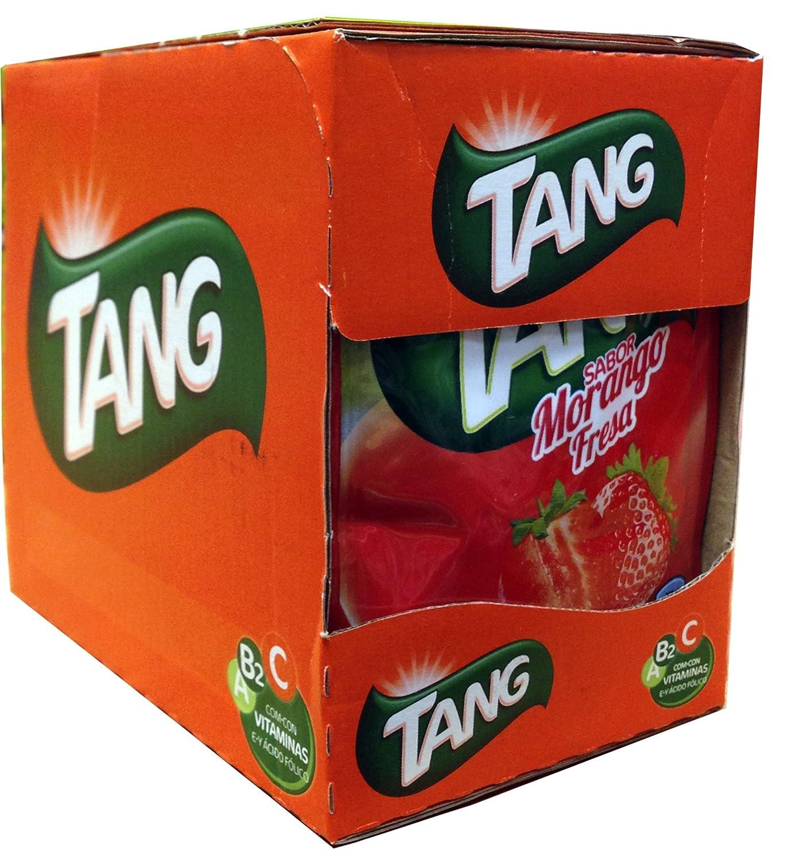Tang Refresco Fresa en Polvo - 30 gr (paquete de 15): Amazon.es: Alimentación y bebidas