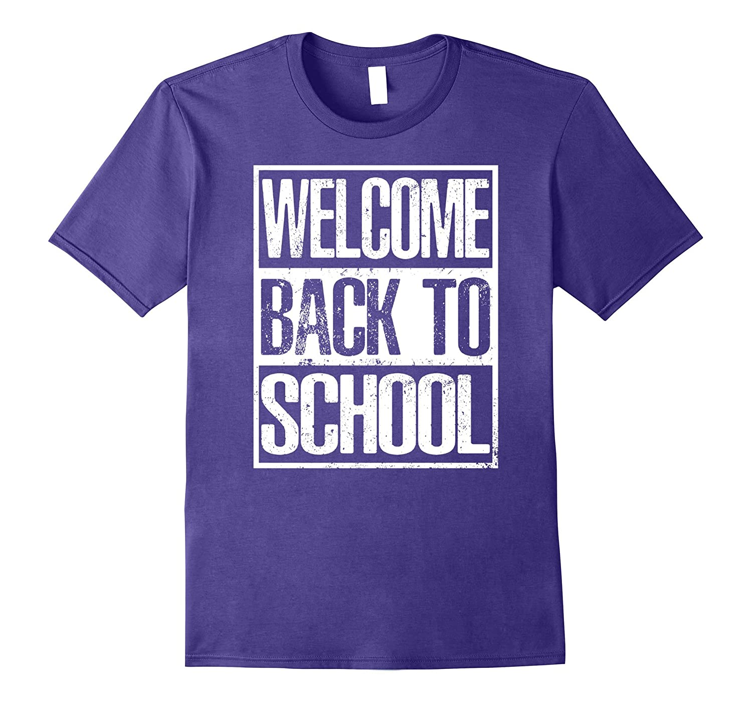 Welcome Back to School T Shirt - Tee for Teachers & Students-TH