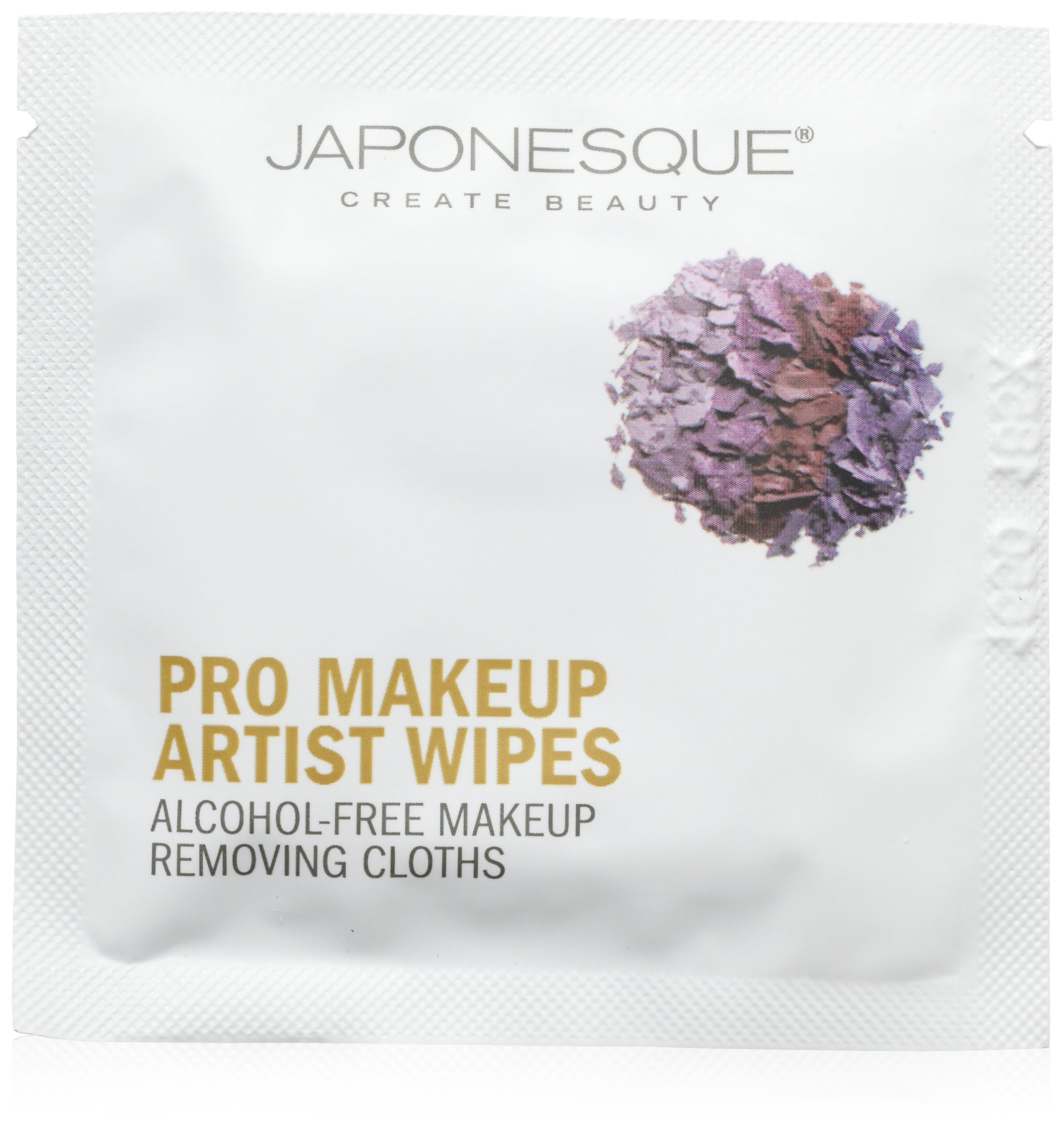 JAPONESQUE Pro Makeup Artist Wipes, 20 Count