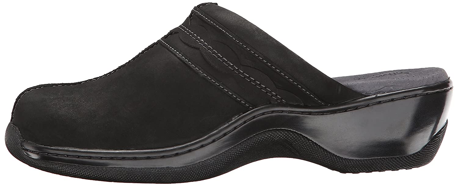 SoftWalk Women's N Abby Clog B00RZYVKU8 8.5 N Women's US|Black Oil c4c077