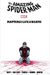 Spider-Man: Matters of Life and Death Kindle Edition