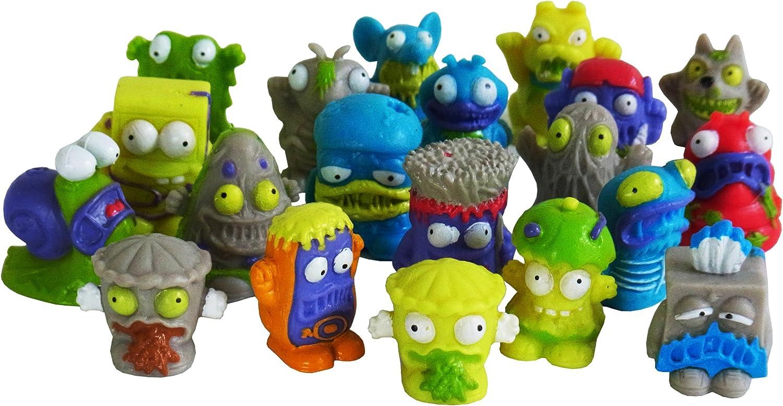 The Trash Pack 20 figuras (diferentes personajes solo, la ...