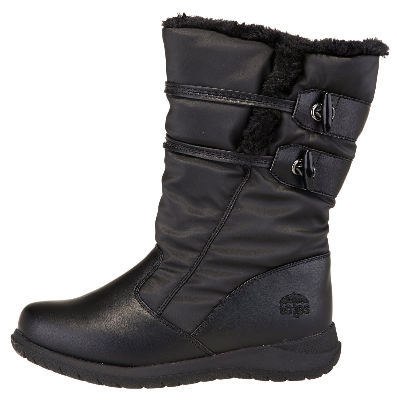 bdcb60c8da69 totes Women s Gloria Waterproof Winter Snow Boot