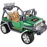 Fisher-Price Power Wheels Deluxe Jeep Wrangler