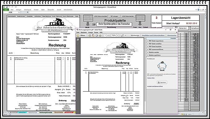 Rechnungsprogramm Mit Lagerhaltung Faktura Software